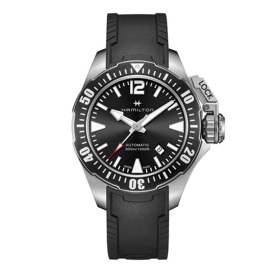 Hamilton Khaki Navy Frogman Auto Watch