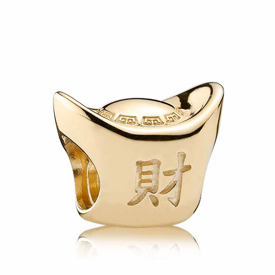 PANDORA Gold Ingot 14K