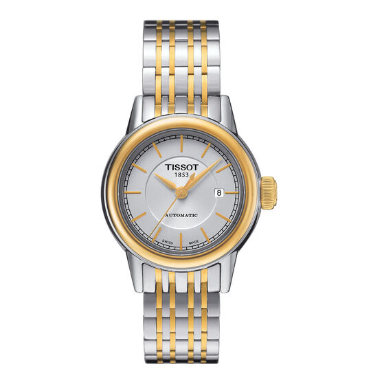 Tissot Carson T-Classic Auto Lady's Watch, 28.5mm