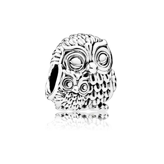 PANDORA Charming Owls Charm