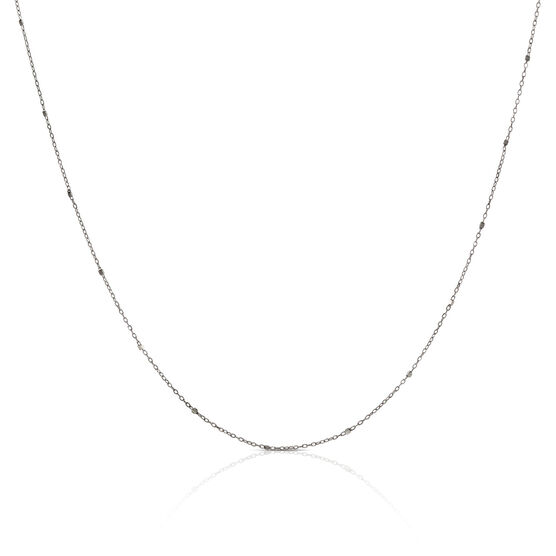 """Rolo Cable Chain 14K, 24"""""""