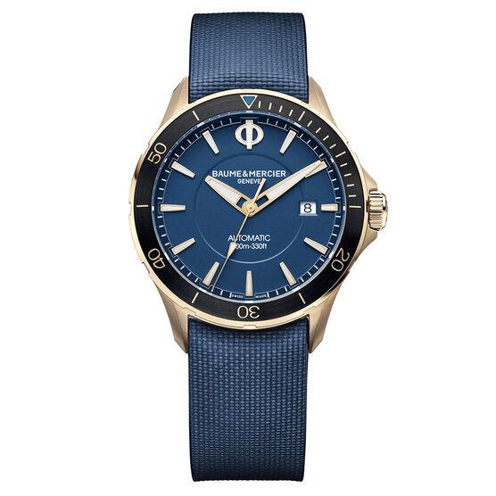 Baume & Mercier CLIFTON CLUB 10502 Bronze Watch
