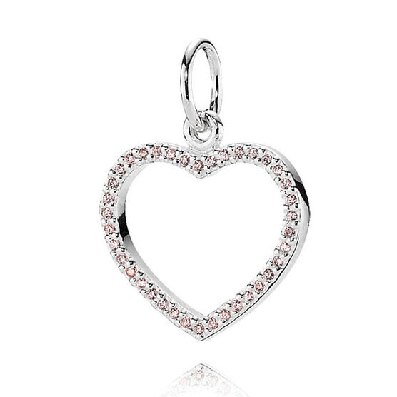 PANDORA Be My Valentine Pendant RETIRED