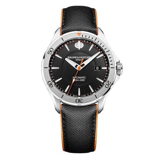 Baume & Mercier CLIFTON CLUB Black Dial Watch