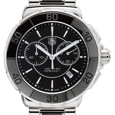 TAG Heuer Formula 1 Quartz Chronograph Watch, 41mm