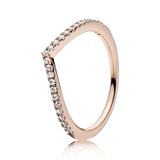 Pandora Rose™ Shimmering Wish CZ Ring