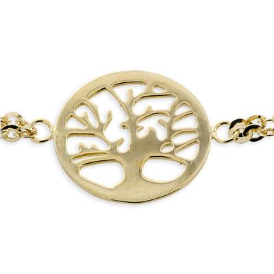 Tree of Life Bracelet 14K
