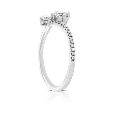 Signature Forevermark Diamond Ring 18K