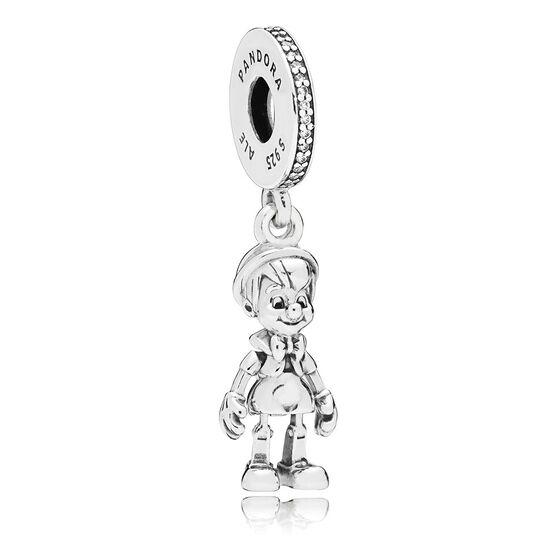PANDORA Disney, Pinocchio Dangle Charm