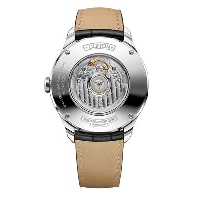 Baume & Mercier CLIFTON GMT Automatic Watch