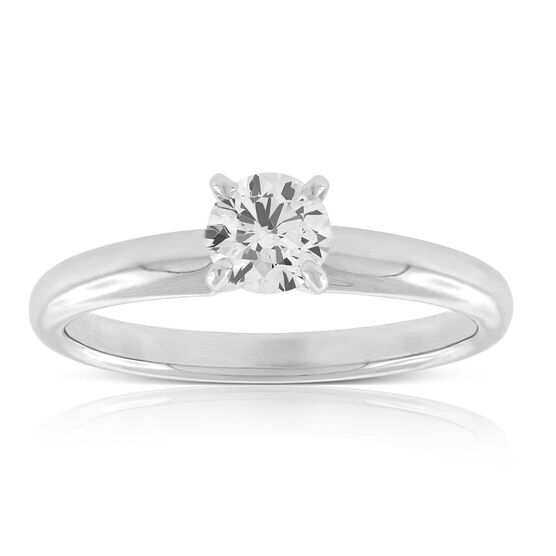 Ikuma Canadian Diamond Ring 14K, 1/2 ct.