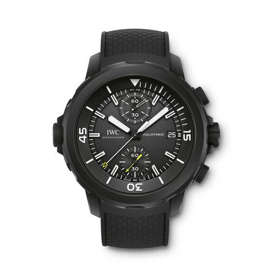 IWC Aquatimer Chronograph Edition 'Galapagos Islands' Watch