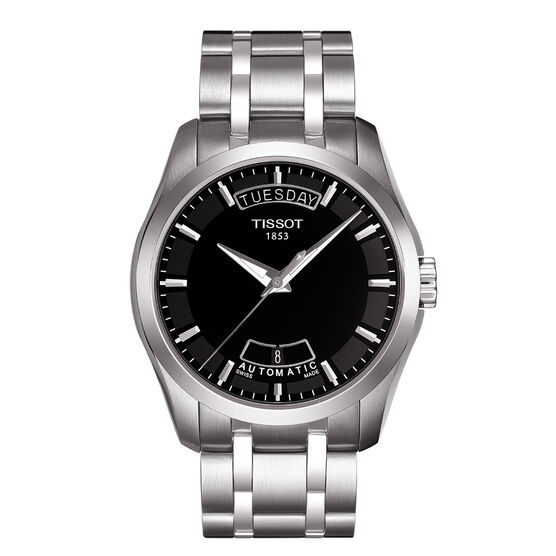 Tissot Couturier T-Trend Automatic Watch