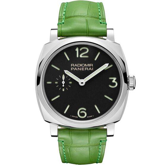 PANERAI Radiomir 1940 Acciaio Watch