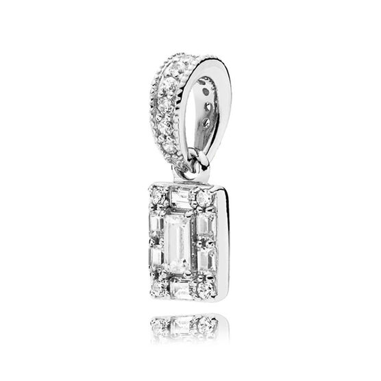Pandora Luminous Ice CZ Pendant