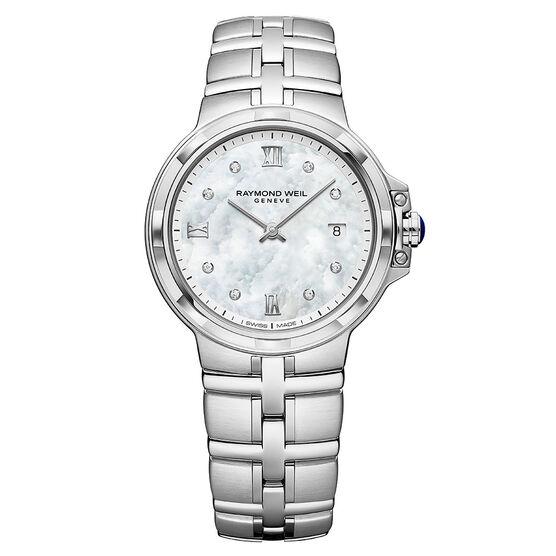 Raymond Weil Parsifal Classic Diamond Watch, 30mm
