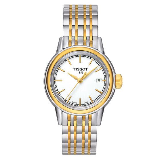 Tissot T-Classic Carson Lady's Watch