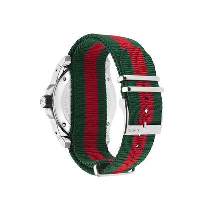 Gucci DIVE Red/ Green Watch