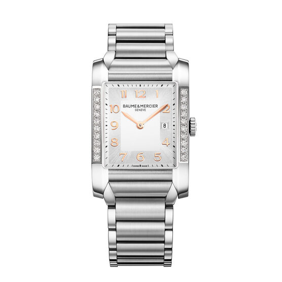 Baume & Mercier HAMPTON Diamond 10023 Watch
