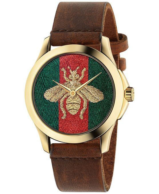 Gucci G-TIMELESS Le Marche des Merveilles Garden Bee Watch