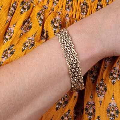 Toscano Stampato Link Bracelet