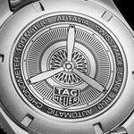 TAG Heuer Autavia Isograph Smoky Black Dial Watch