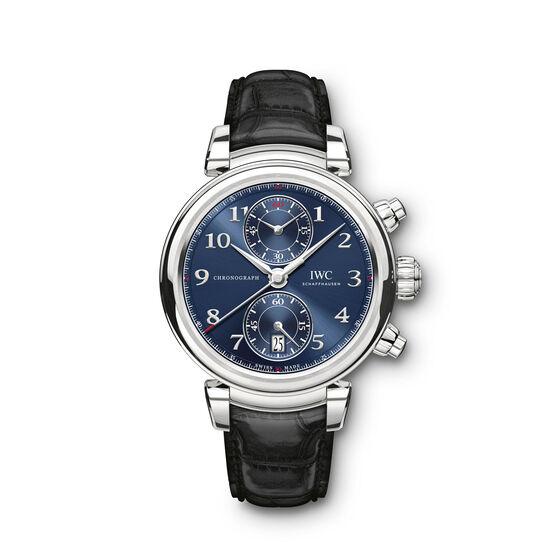 IWC Da Vinci Chronograph Edition ' Sport For Good Foundation' Watch