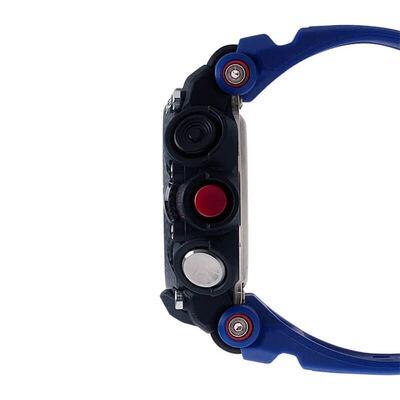 G-Shock Master of G Gravitymaster Blue Bluetooth Watch, 63mm