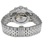Raymond Weil Freelancer Men's Automatic Chronograph Black Dial Watch, 42mm