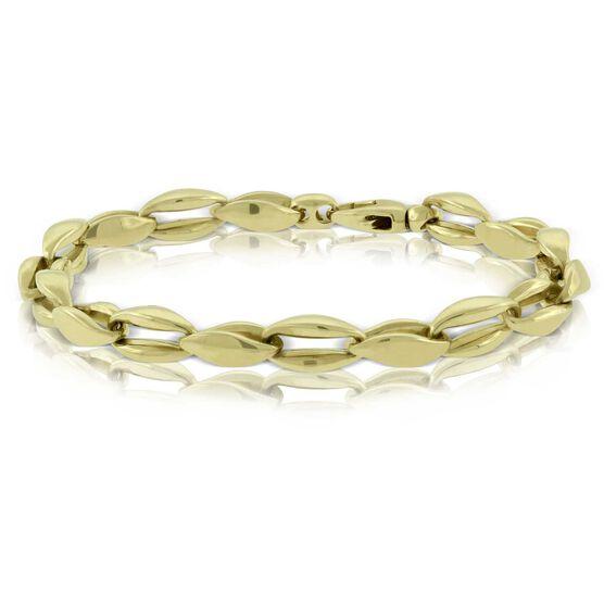 Toscano Stampato Bracelet 14K