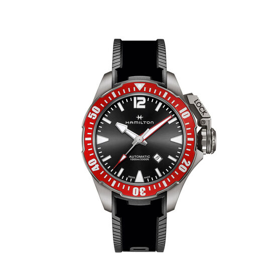 Hamilton Khaki Navy Frogman Automatic Watch