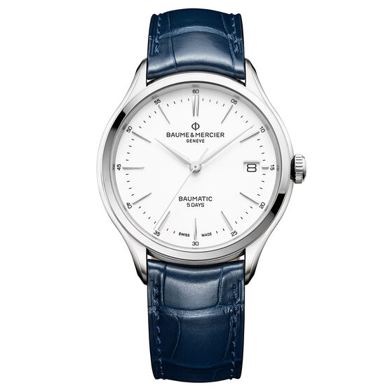Baume & Mercier CLIFTON BAUMATIC 10398 Watch