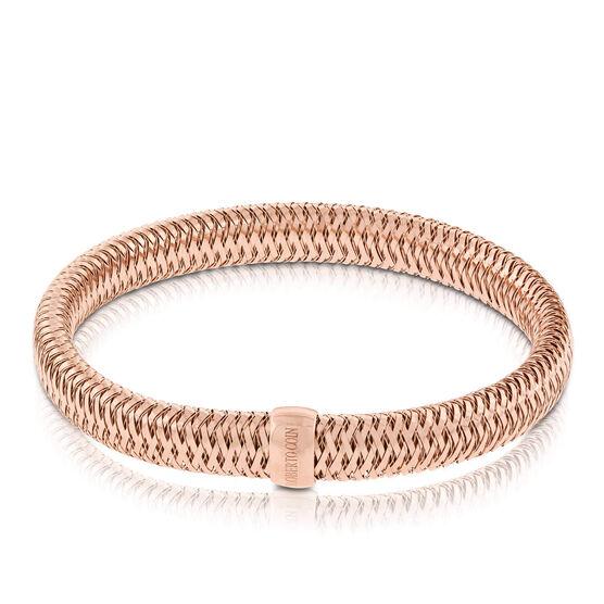 Rose Gold Roberto Coin Primavera Bracelet 18K