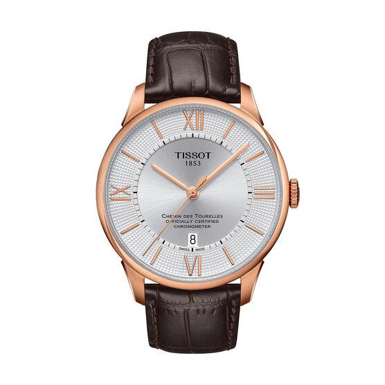 Tissot Chemin Des Tourelles Powermatic 80 Watch