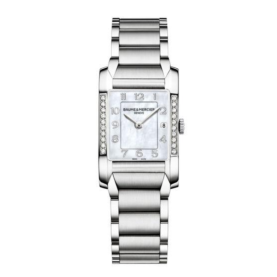 Baume & Mercier HAMPTON 10051 Ladies Watch, 34.5 mm
