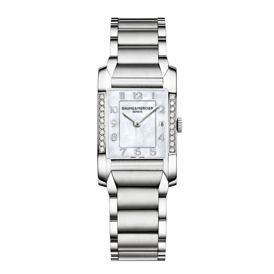 Baume & Mercier HAMPTON 10051 Lady's Watch, 34.5 mm
