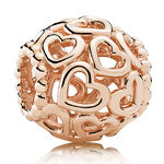 PANDORA Rose™ Open Your Heart Charm