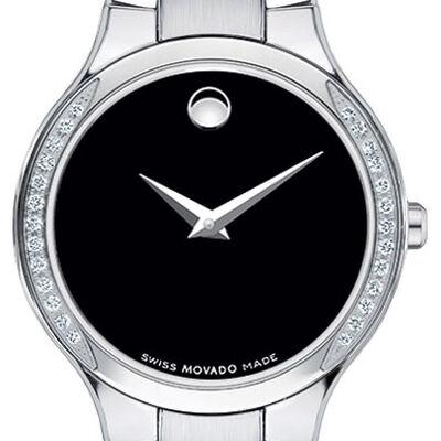Movado Serio Diamond Watch