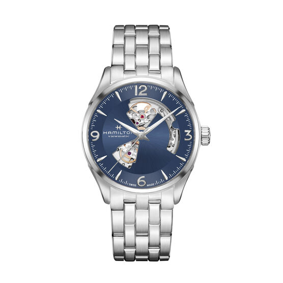 Hamilton Jazzmaster Open Heart Automatic Watch