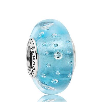 PANDORA Blue Effervescence Charm