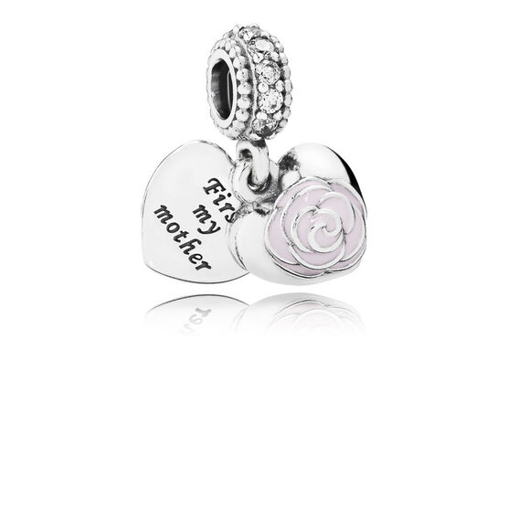 PANDORA Mother's Rose Charm