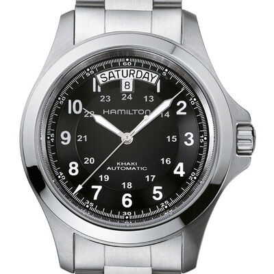 Hamilton Khaki King Automatic Watch