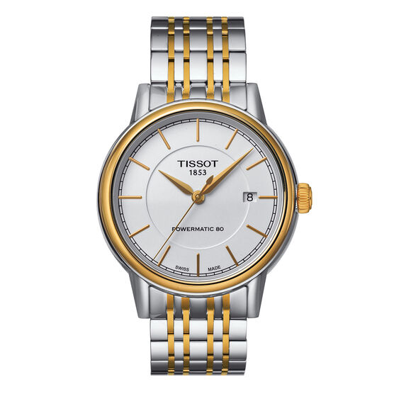 Tissot Carson Powermatic 80 T-Classic Auto Watch