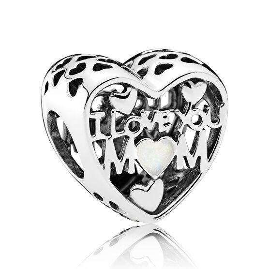 Pandora Love for Mother Enamel Charm