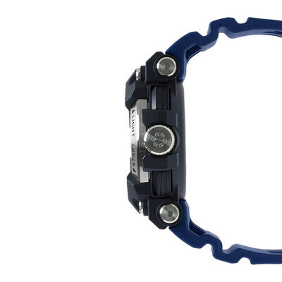 G-Shock Master of G Frogman Solar Bluetooth Blue Strap Watch, 56.7mm