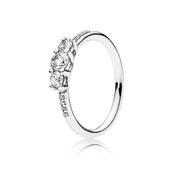 Pandora Fairytale Sparkle CZ Ring