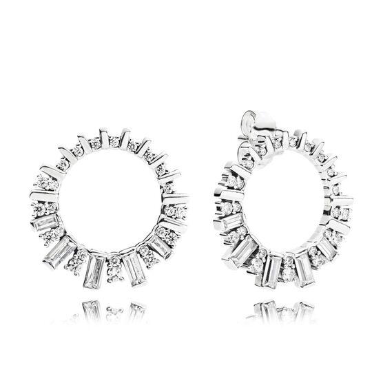 Pandora Glacial Beauty CZ Earrings