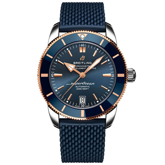 Breitling Superocean Heritage B20 Automatic 42 Watch, 18K & Steel