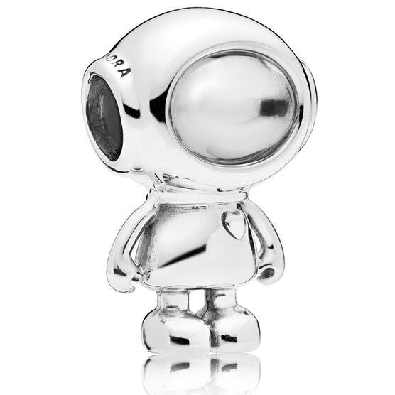 PANDORA Cosmo Tommy Astronaut CZ Charm