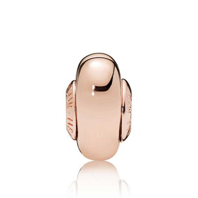 PANDORA Rose™ ESSENCE Follow Your Heart Spacer Charm